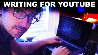 How I write food videos (Atlanta Writers' Club speech, May 2020)