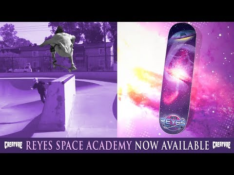 Ryan Reyes' Space Academy Everslick Deck