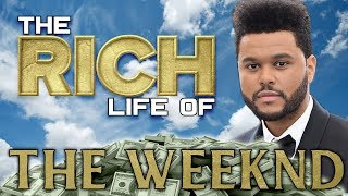 THE WEEKND | The RICH Life | Forbes Net Worth 2018 ( Cars, Mansion & more... )