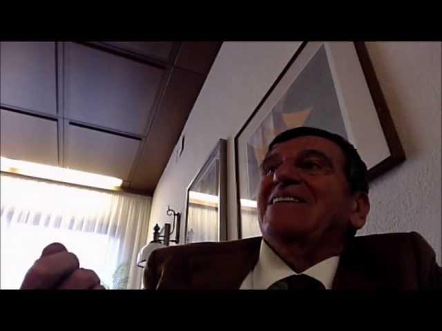 Conflitti e Strategie intervista Giorgio Benvenuto (1a parte)