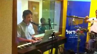 יונתן שינפלד והפסנתר I גלי ישראל