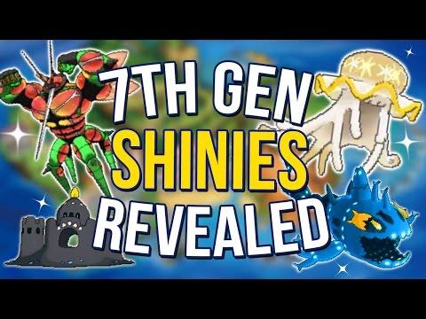 ALL NEW SHINIES IN POKEMON SUN & MOON - IN DEPTH BREAKDOWN!! | Supreme Thoughts