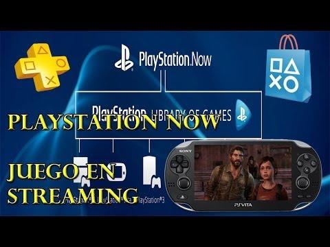 Noticia / PlayStation Now Poder Jugar Juegos De Ps2.Ps3 en Ps Vita. Servicio