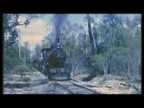 www.railshop.com.au Take a journey, back in time. Aboard The way it was DVD series. In volume one we see historic films of the railways of Queensland like ne...