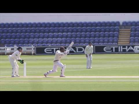 Kumar Sangakkara makes 149 on his Surrey debut
