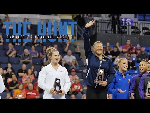 The Hunt: Gymnastics NCAA All-Access Part 3
