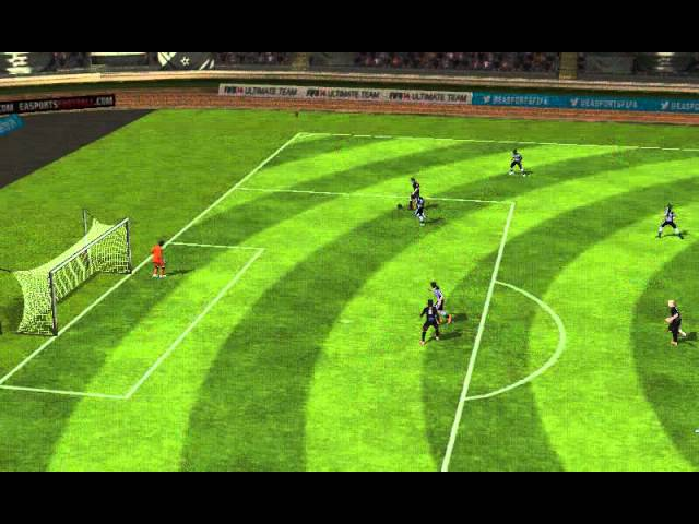 FIFA 14 Android - Leipzig SC VS PAOK