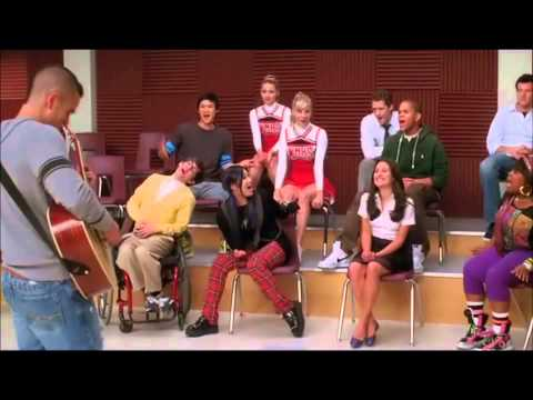 Glee Cast - Sweet Caroline