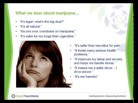 Brief Intervention (BI) for Marijuana