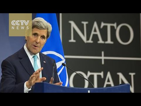 John Kerry talks on Ukraine & Afghanistan