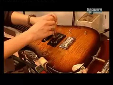 como se hacen las guitarras