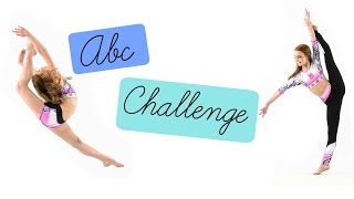 ABC Dance/Cheer Challenge! Collab with Fierce Livy ♡