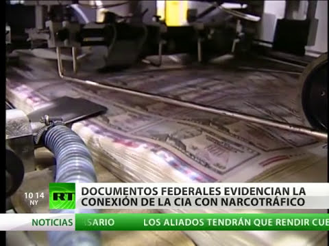 Según documentos desclasificados, la CIA financiaba el narcotráfico mundial