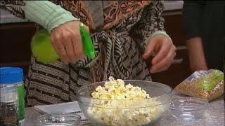 In the Kitchen with Julie & Friends: Salt n' Vinegar Popcorn
