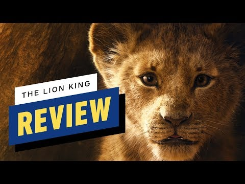 The Lion King (2019) - Review
