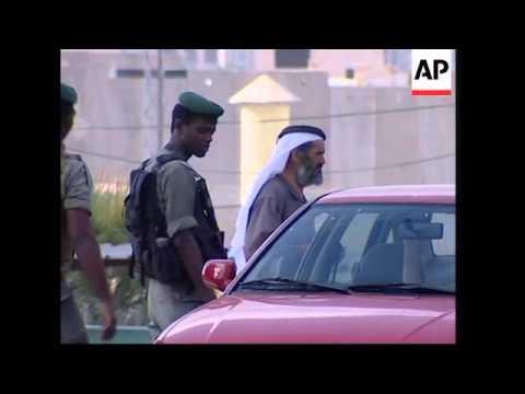 Hamas video, checkpoint closures
