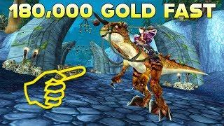 World Of Warcraft Gold Farm 180,000 GOLD FAST
