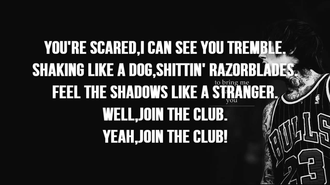 Bring Me The Horizon Lyrics Bring Me The Horizon - Join