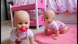 Giggles Crawling baby Dolls -Cute  Balloons