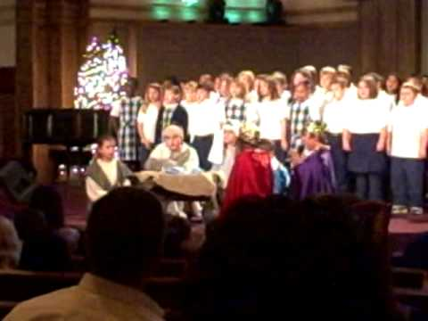 Burton Adventist Academy Christmas Program - 3 Kings - 12/19/2008