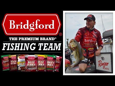 Bridgford Fishing Team branding video