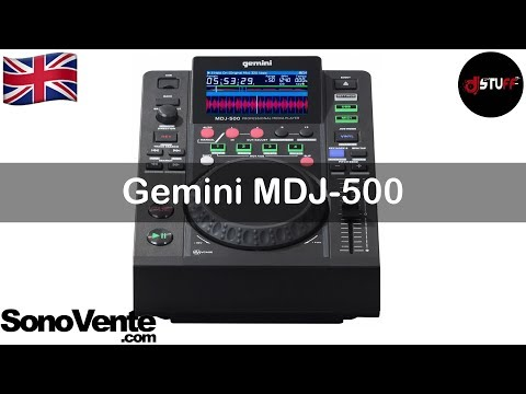 Gemini MDJ-500 review