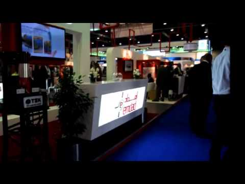 gi - EMDAD Oil & Gas Exhibition Stand at ADIPEC 2012 - Abu Dhabi- UAE