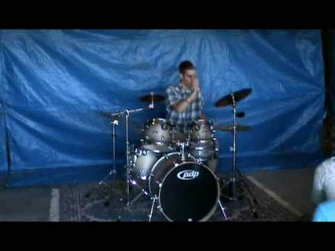 "General Information: This is a video of me playing my original 2009 drum solo, entitled ""The Great Resolve"", at my high school graduation open house on Saturday, June 20th, 2009. The open..."
