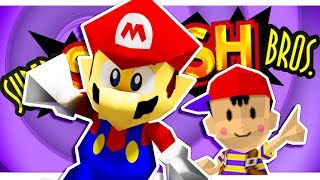 【 SUPER SMASH BROS ULTIMATE LEAGUE 】Super Smash Bros. 64 | Part 1