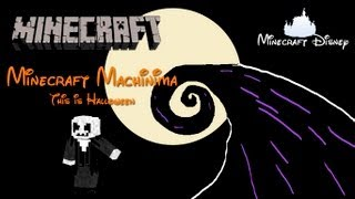 Minecraft Machinima: This is Halloween