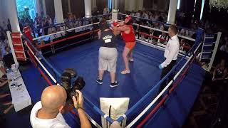 Ultra White Collar Boxing | Harrogate | Charley Christopher VS Kate Bennison