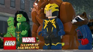 LEGO Marvel Super Heroes - After Credits Scene