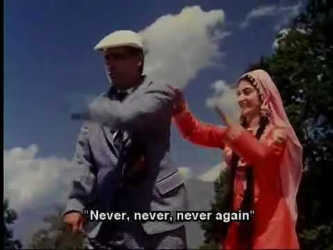diffcom, Movies: Shammi Kapoor