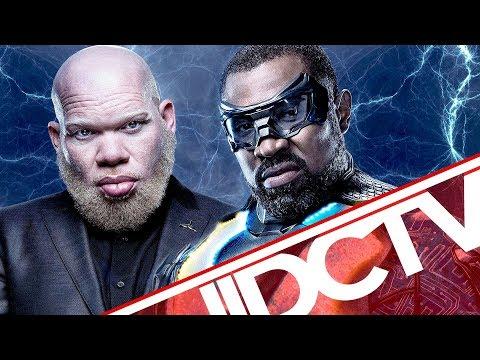 #DCTV: Black Lightning Epic Finale, Supergirl Returns, Krypton Zod Reveal