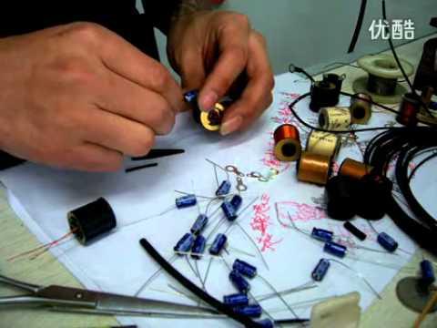 Handmade Tattoo Machine Coil Soldering.flv