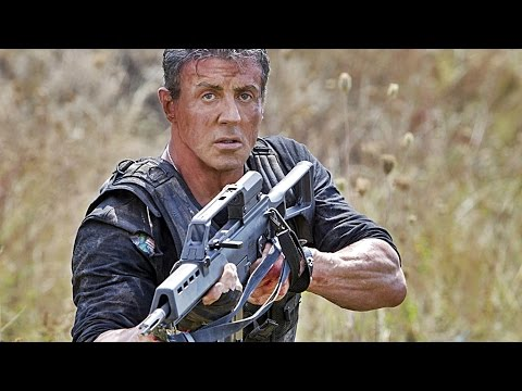 The Expendables 3 | Trailer, Featurette & Filmclips Deutsch German [hd] video