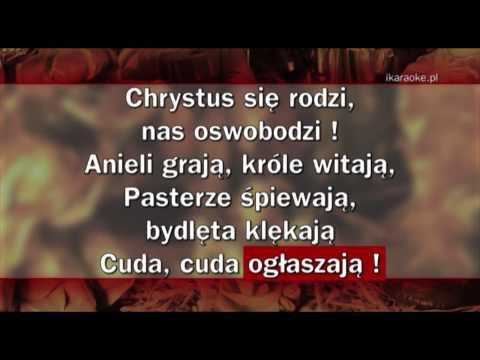 Kolęda - Dzisiaj W Betlejem (karaoke)