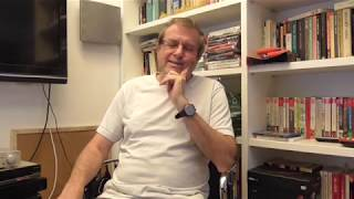 NVR - Haim Omer explains non-violent resistance (40 min)