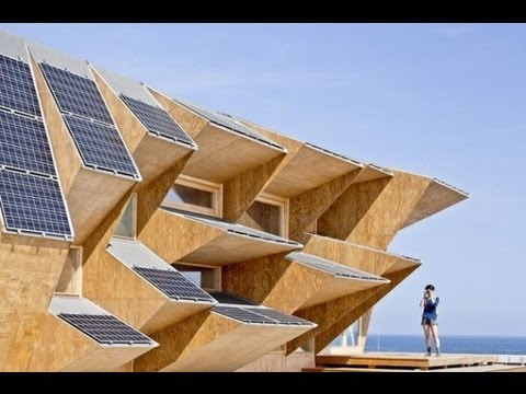 Barcelona Smart City - Sustainable  Architecture - Video Travel Guide - Barcelona Tour