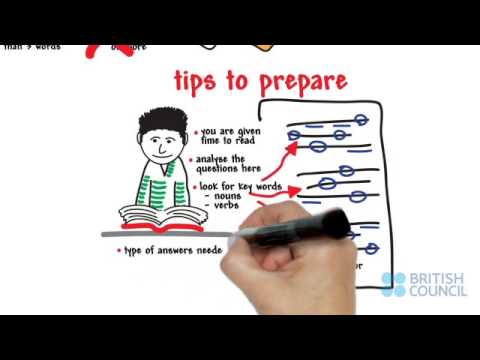 ielts general how to prepare