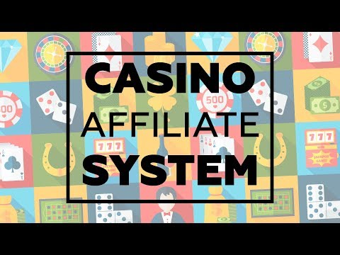 Welcome To Casino Affiliate System