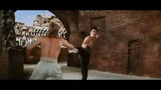 ***[Bruce lee Vs. Chuck Norris]*** The Way Of The Dragon (1972)