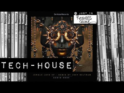 TECH-HOUSE: AuDio KoDe - Jungle Love (Dub mix)  [De-Nozie Records] #1
