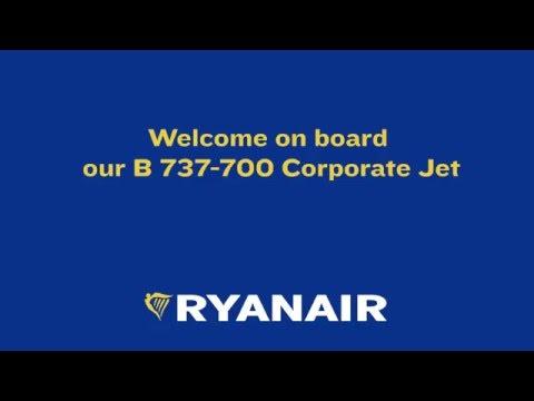 Ryanair private jet returns to market