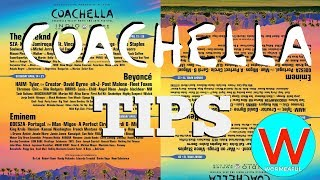 10 Coachella 2018 Tips (9th Coachella)