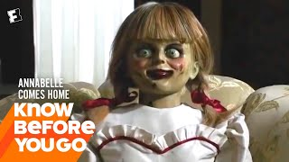 Know Before You Go: Annabelle Comes Home | Movieclips Trailers