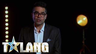 David Batra rådissar Alexander Bards stil i Talang 2017 - Talang (TV4)