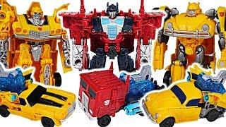 Transformers Movie Bumblebee Energon Igniters Power Plus Series Optimus Prime! Go! #DuDuPopTOY