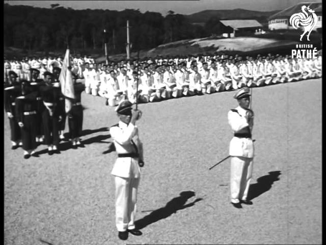 Military School In Indochina (1952)