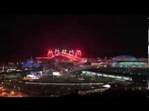 Winter Olympics opening ceremony  HD high Qualıty